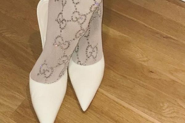 Pevačica obula čarape od 136.579 dinara, a reakcije ljudi su neviđene!