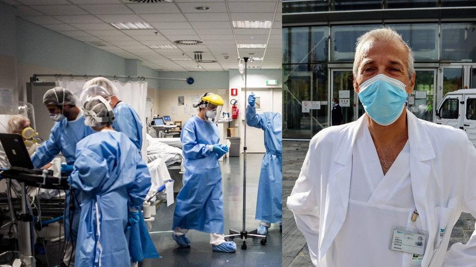 Koronawirus we Włoszech. Początki epidemii w Bergamo