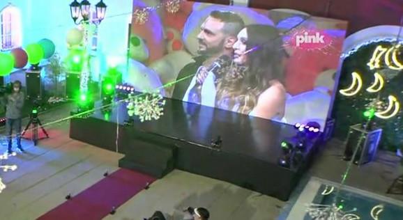 Nina Đogani i Andrej Atijas u finalu rijalitija