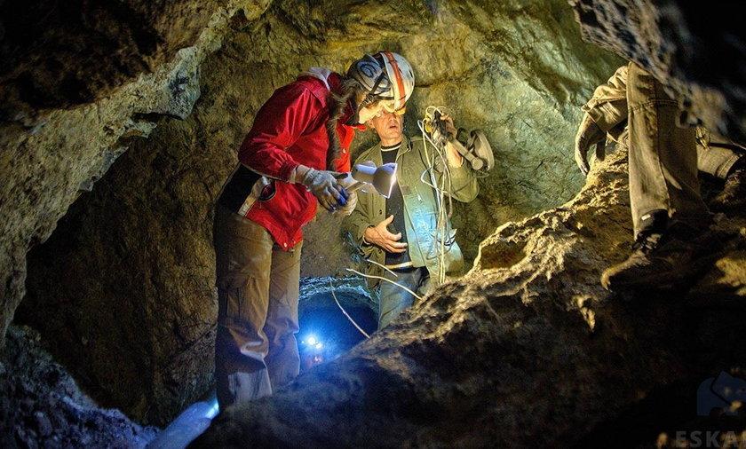 Tajemnicza kopalnia w Srebrnej Górze