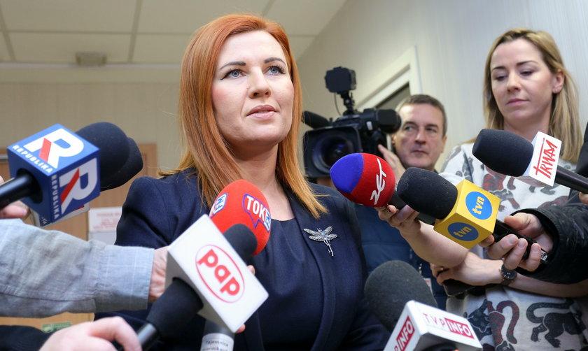 Anna Ostrowska rzecznik MEN