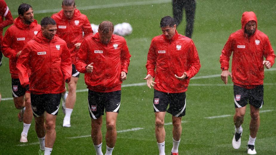 Czy Paulo Sousa zaskoczy składem na mecz ze Słowacją?