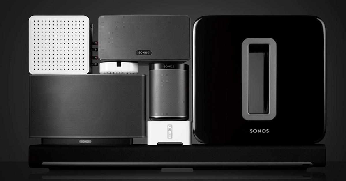 Najnowsza moda oficjalny sklep buty sportowe Sonos: wszystko o systemie multiroom audio (2015)