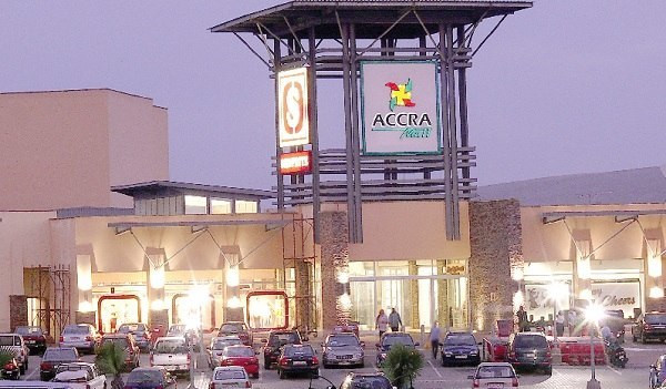 The Accra Mall