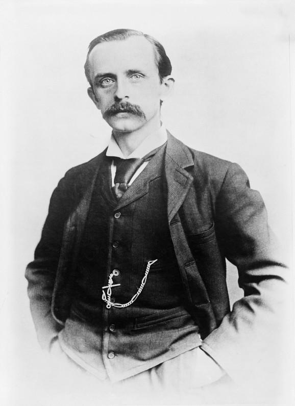 petar pan Sir James Matthew Barrie