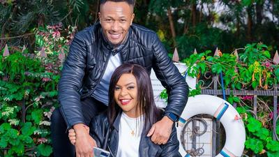 Size 8 responds to claims that all is not well between her and DJ Mo