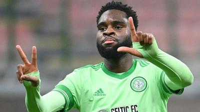 Palace swoop for Celtic striker Edouard