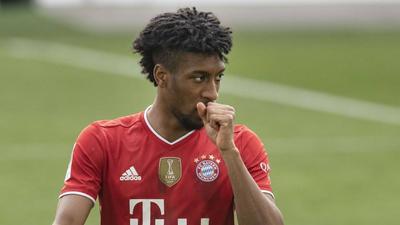 Bayern: Coman opéré pour un léger problème cardiaque