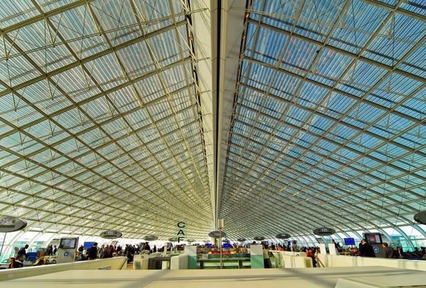 Lotnisko Paris Charles de Gaulle, Paryż, Francja