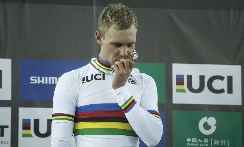Hong Kong: UCI Track World Championships Day2