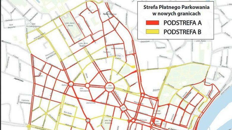 Strefa Płatnego Parkowania w Szczecinie będzie większa i droższa