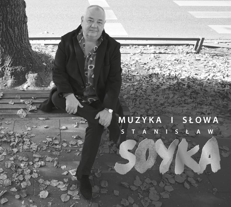 """Okładka płyty """"Muzyka i słowa Stanisław Soyka"""""""
