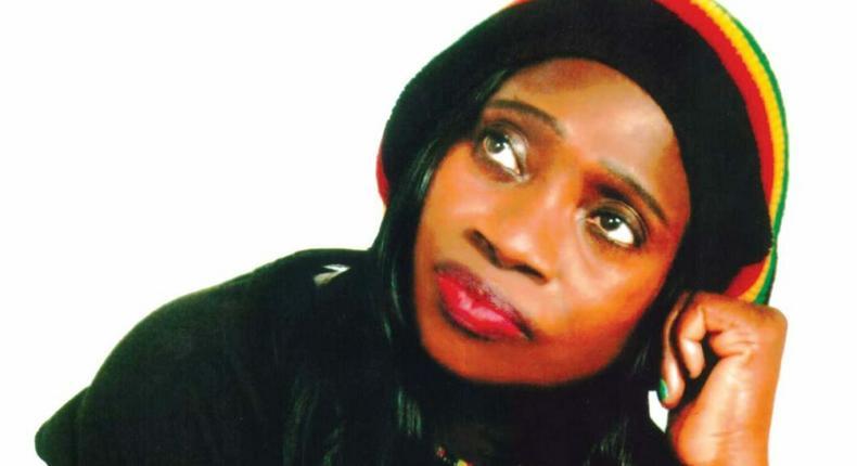 Evi Edna Ogholi can be considered to be Nigeria's greatest female singer (Facebook/Evi Edna Ogholi)