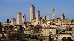 Runęła część średniowiecznych murów słynnego miasteczka San Gimignano