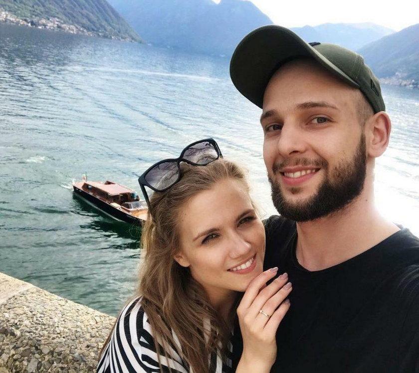 Agnieszka Kaczorowska i Maciej Pela