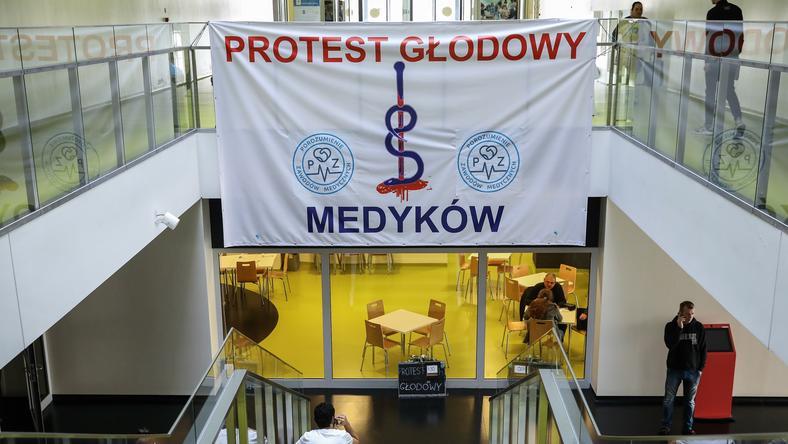 Najbliższa środa (25.10) w Małopolsce będzie dniem bez lekarza