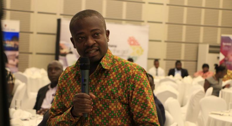 CEO of AGI, Seth Twum- Akwaboah