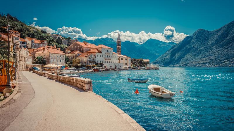 Boka Kotorska, Czarnogóra