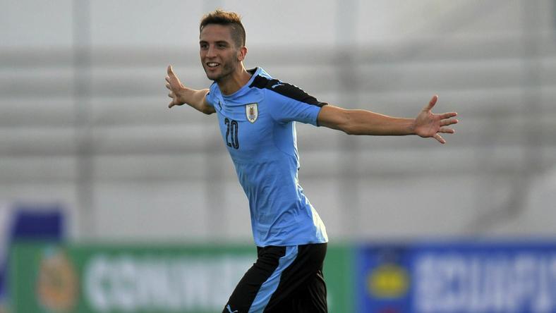 Urugwajski Pogba zawodnikiem Juventusu