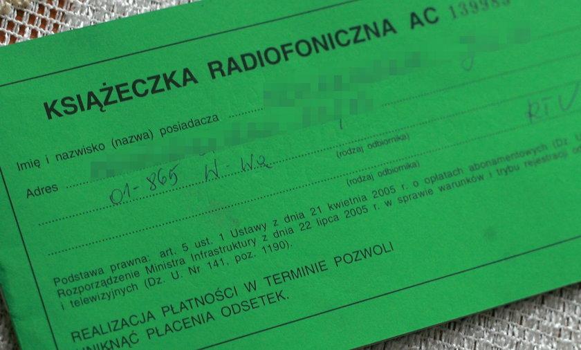 Abolicja abonamentu RTV