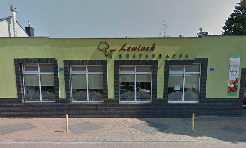 Restauracje w Lęborku zostały zaatakowane śmierdzącą substancją