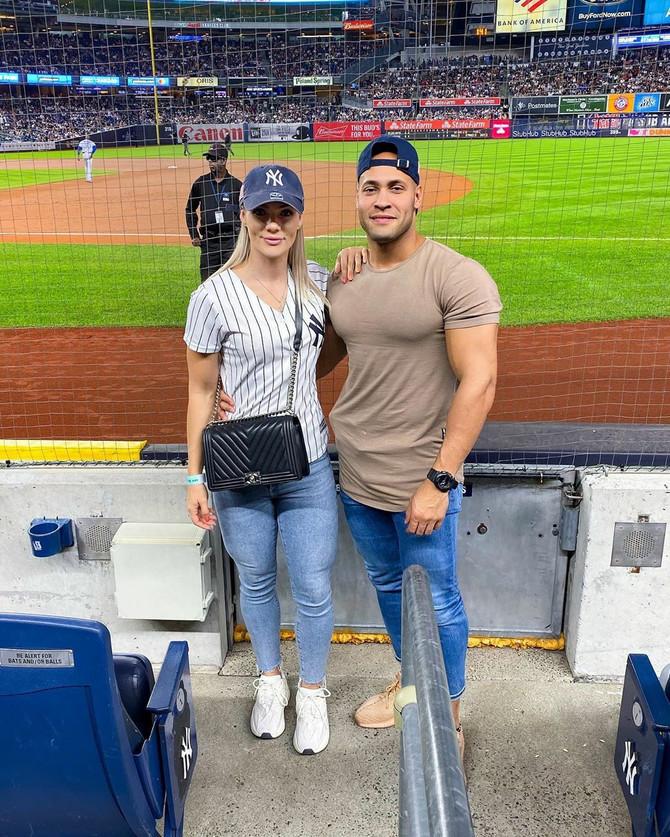 Janja sa suprugom
