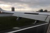 Momenat kada je pilot počeo da diže avion u vazduh