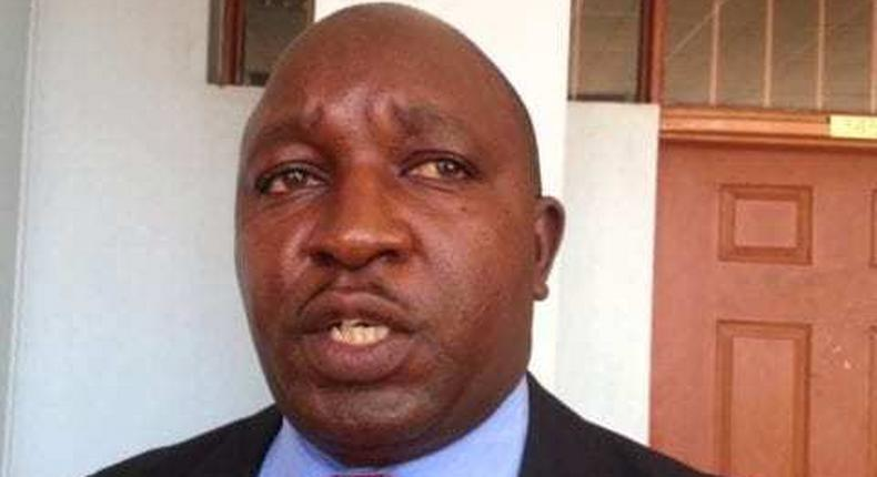 Former Laikipia East MP Anthony Mutahi Kimaru charged for stealing Title Deed