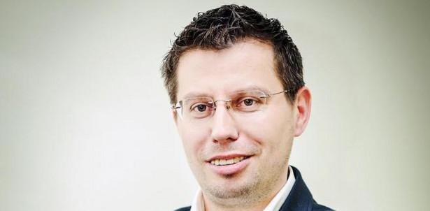Cezary Małuj, prezes zarządu Focus Telecom Polska. Fot. J.Deluga-Góra/Proseed