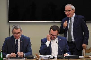 Pierwsze posiedenie komisji śledczej: Robocza definicja luki VAT na komisji śledczej