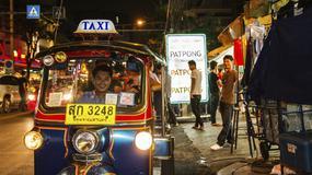 Turystyczna Jazda - Kiedy jechać do Bangkoku i jak się po nim poruszać