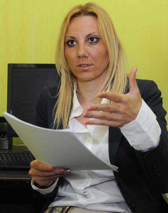 Direktorka je radno mesto čuvala za svog sina: Tamara Jovanović