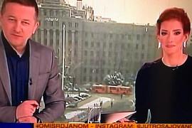 """KAKVA PROMENA Da li je ovo najlepše izdanje Jovane Joksimović u """"Jutarnjem programu""""?"""