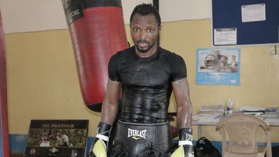Visa issues prevent Joseph Agbeko from fighting Paul Butler
