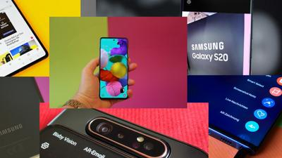 Samsung Smartphones: Die Galaxy-Serie von A bis Z