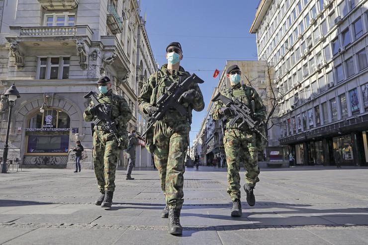 Beograd u doba vanrednog stanja