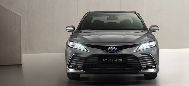 Toyota Camry po face liftingu – co się zmieni?