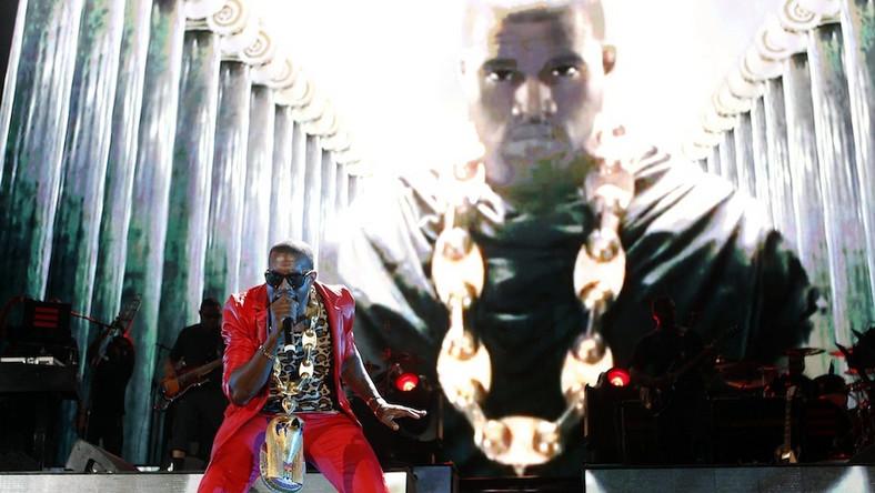 """Kanye West przedstawia kolejny kawałek z płyty """"Watch the Throne"""""""