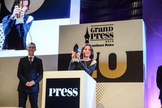 Grand Press 2016: Dziennikarze DGP nagrodzeni!