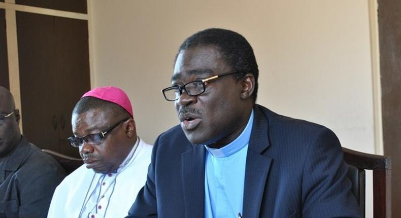 Rev. Dr. Kwabena Opuni-Frimpong General Secretary of the Christian Council of Ghana
