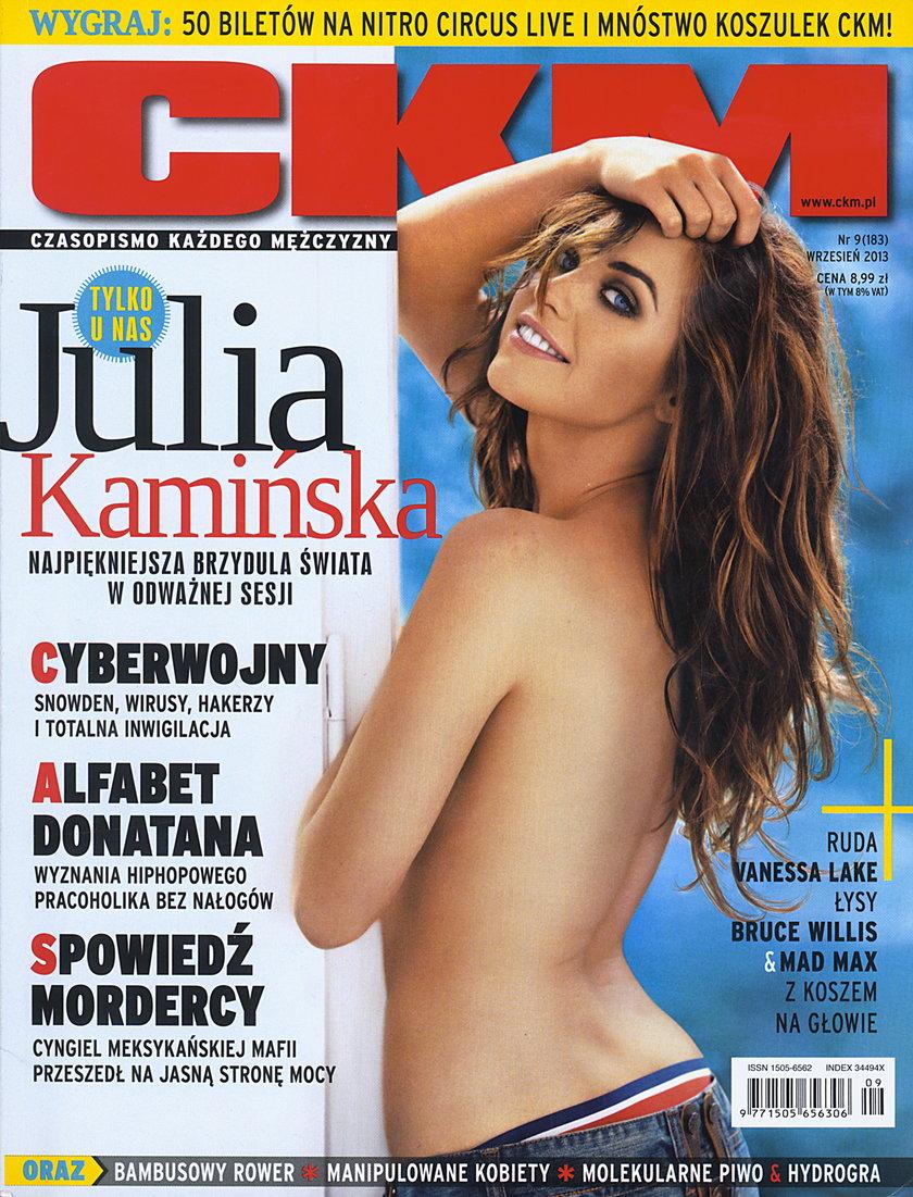 Julia Kamińska w CKM
