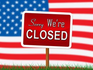Najdłuższy shutdown w historii USA trwa już 22 dni. Admnistracja kraju jest sparaliżowana
