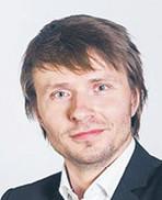 Radosław Płonka adwokat, ekspert BCC i wspólnik w Kancelarii Płonka Ozga
