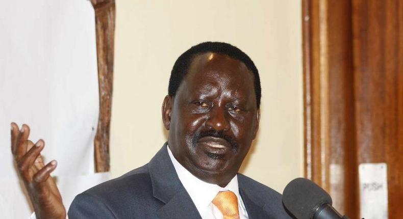 Raila Odinga has instructed his lawyers to immediately convene and take up the doctor's case against the government.