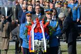 Aleksandar Vučić na komemoraciji