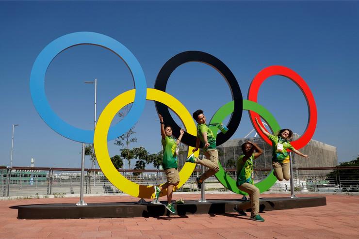Olimpijske igre, OI2016, Rio de Žaneiro