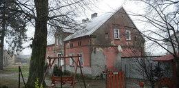 Nawiedzony dom w Turzy Wielkiej. Ksiądz dostał kłódką w głowę: ratujcie dzieci!