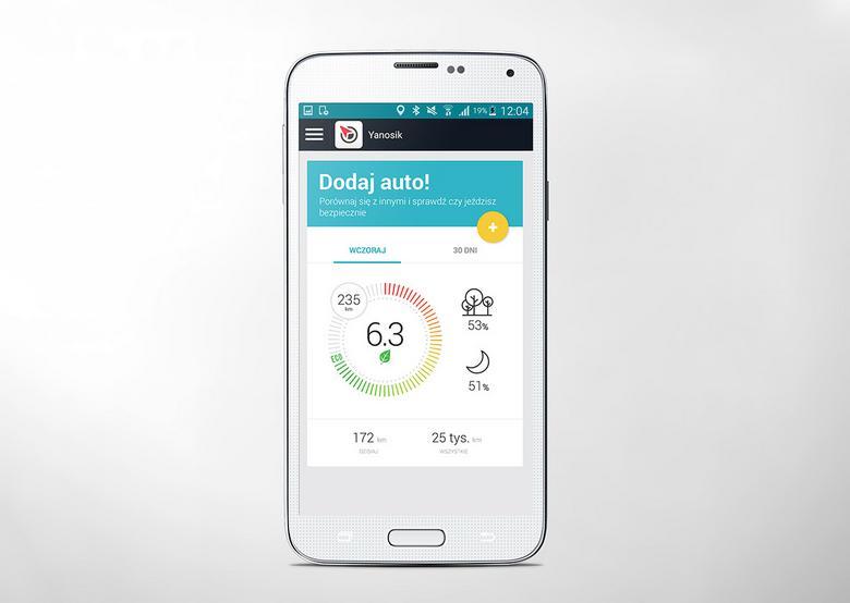 Warunkiem uczestnictwa jest zarejestrowanie konta użytkownika aplikacji Android oraz iOS