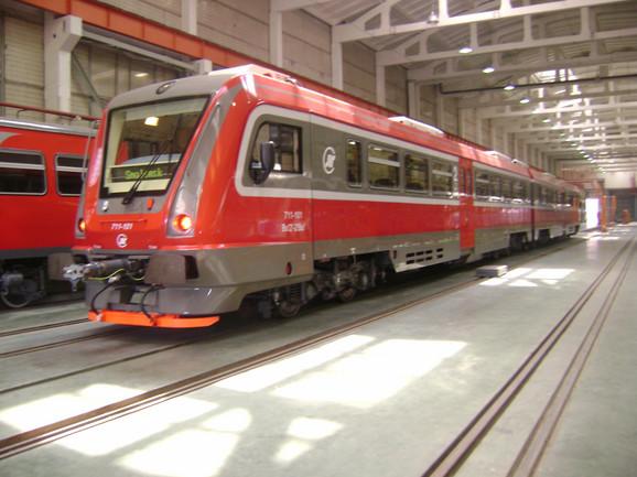 Na pojedinim deonicima u Srbiji vozovi, koji inače dostižu 160 km/h, ići će svega 20 na sat