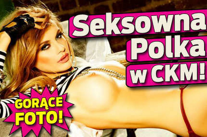 Seksowna Polka w CKM! FOTO!